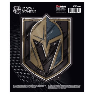 Picture of NHL - Vegas Golden Knights 3D Decal