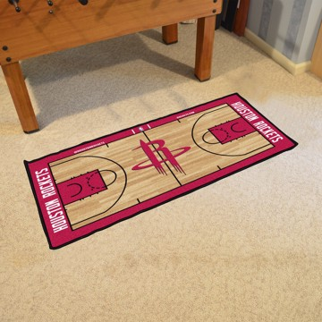 Picture of NBA - Houston Rockets NBA Court Runner