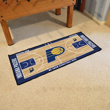 Picture of NBA - Indiana Pacers NBA Court Runner