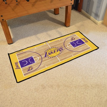 Picture of NBA - Los Angeles Lakers NBA Court Runner