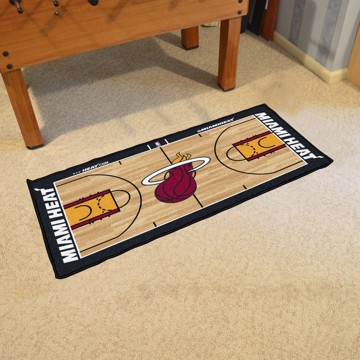 Picture of NBA - Miami Heat NBA Court Runner