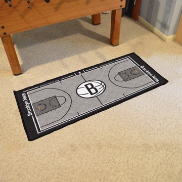 Picture of NBA - Brooklyn Nets NBA Court Runner