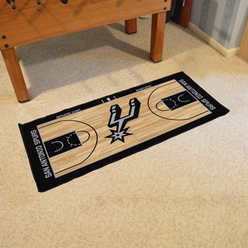 Picture of NBA - San Antonio Spurs NBA Court Runner