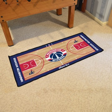 Picture of NBA - Washington Wizards NBA Court Runner