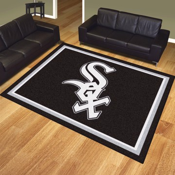 Picture of MLB - Chicago White Sox 8'x10' Plush Rug