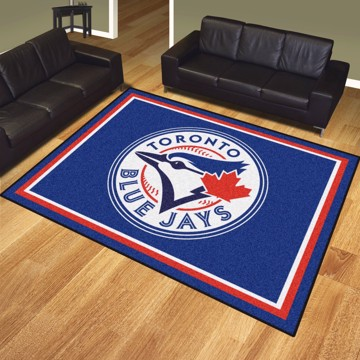 Picture of MLB - Toronto Blue Jays 8'x10' Plush Rug
