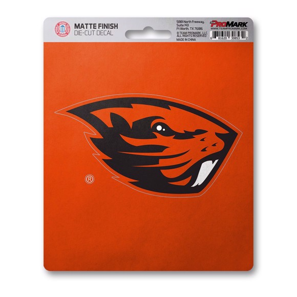 Picture of Oregon State Matte Decal