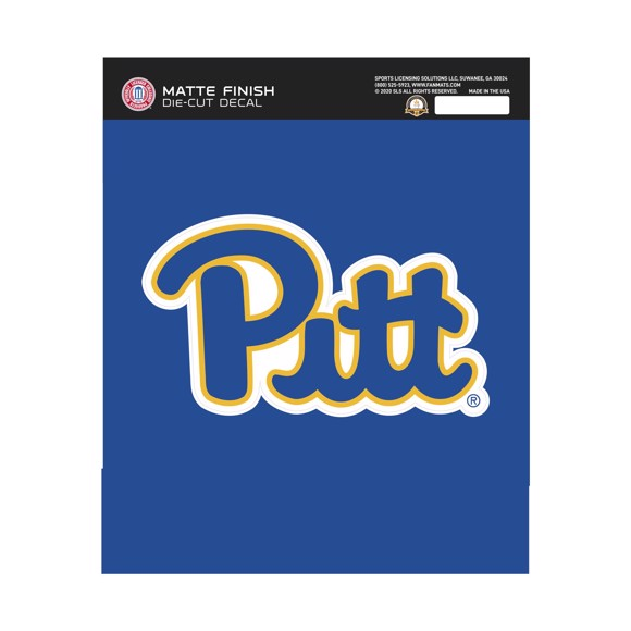 Picture of Pitt Matte Decal