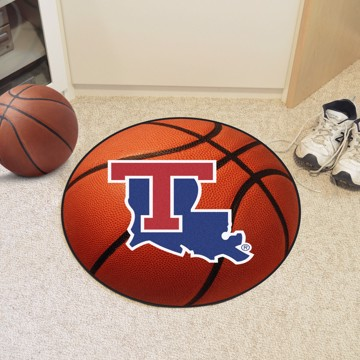 Picture of Louisiana Tech Basketball Mat