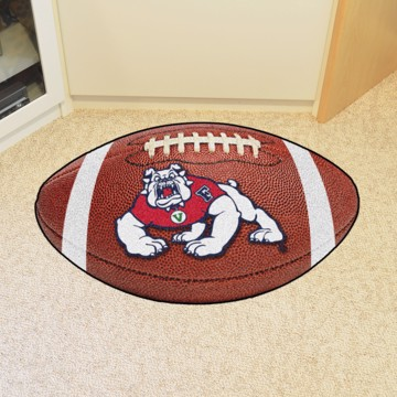 Picture of Fresno State Football Mat