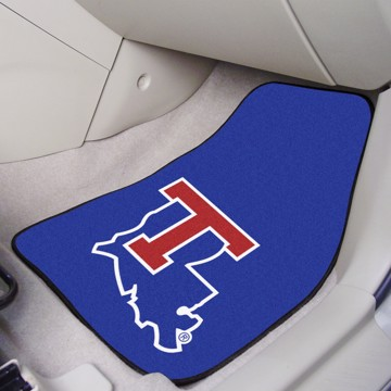Picture of Louisiana Tech Carpet Car Mat Set