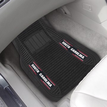 Picture of South Carolina Deluxe Car Mat Set
