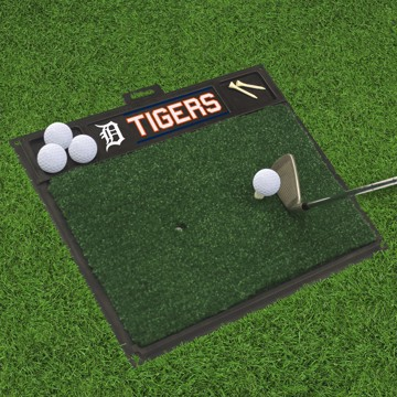 Picture of MLB - Detroit Tigers Golf Hitting Mat