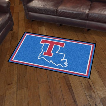 Picture of Louisiana Tech 3'x5' Plush Rug