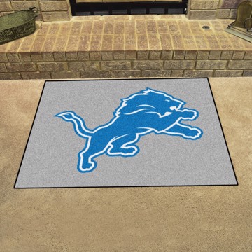 Picture of Detroit Lions All-Star Mat