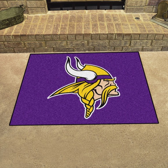Picture of Minnesota Vikings All-Star Mat