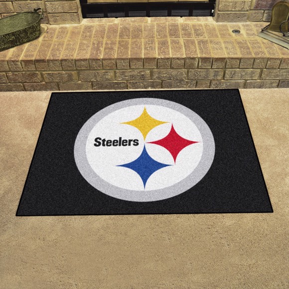 Picture of Pittsburgh Steelers All-Star Mat