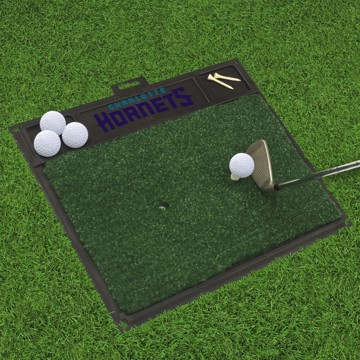 Picture of Charlotte Hornets Golf Hitting Mat