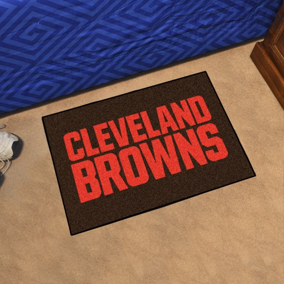 Picture of Cleveland Browns Starter Mat