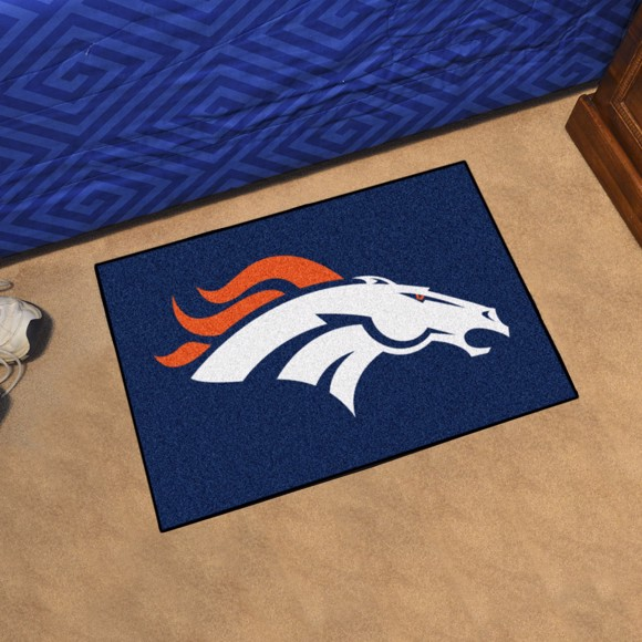 Picture of Denver Broncos Starter Mat