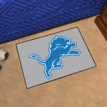 Picture of Detroit Lions Starter Mat