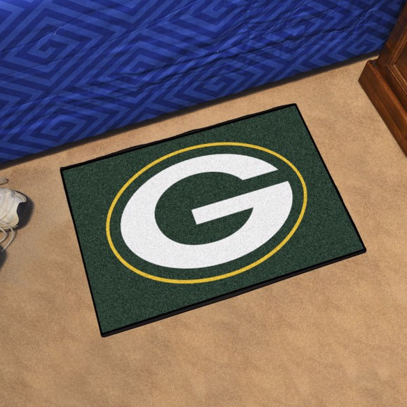 Picture of Green Bay Packers Starter Mat