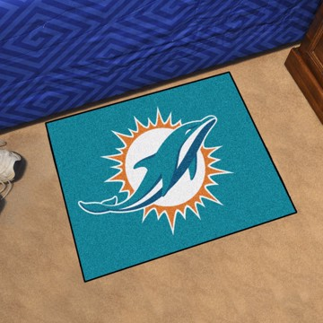 Picture of Miami Dolphins Starter Mat