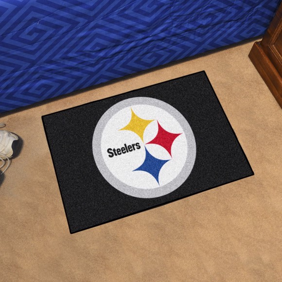 Picture of Pittsburgh Steelers Starter Mat