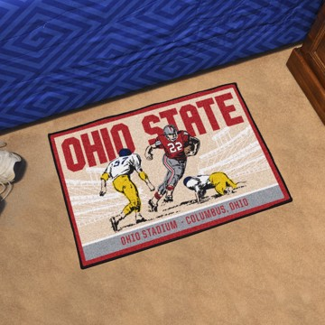 Picture of Ohio State Starter Mat