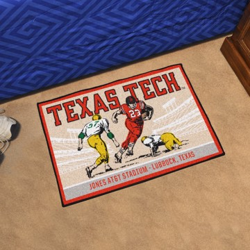 Picture of Texas Tech Starter Mat