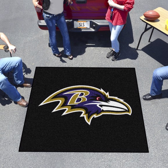 Picture of Baltimore Ravens Tailgater Mat