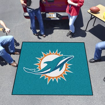 Picture of Miami Dolphins Tailgater Mat