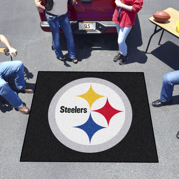 Picture of Pittsburgh Steelers Tailgater Mat