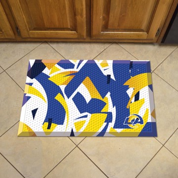 Picture of NFL - Los Angeles Rams Scraper Mat