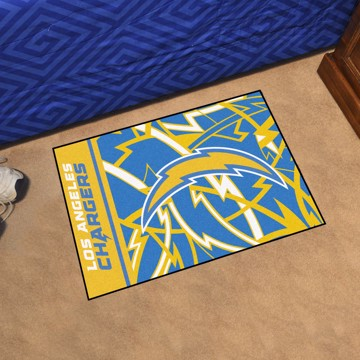Picture of NFL - Los Angeles Chargers Starter Mat