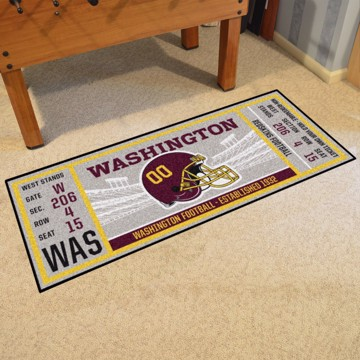 Picture of NFL - Washington Football Team Ticket Runner