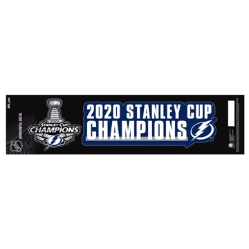 Picture of NHL - Tampa Bay Lightning 2020 Stanley Cup Champions Team Slogan Decal
