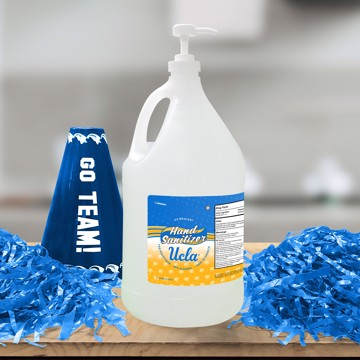 Picture of UCLA 1 Gallon Hand Sanitizer with Pump Top