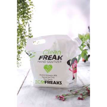 Picture of Clean Freak 1 Gallon Refill Pouch