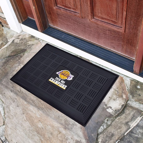 Picture of NBA - Los Angeles Lakers 2020 NBA Champions Medallion Door Mat