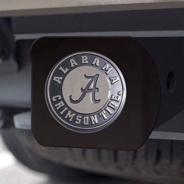 Picture of Alabama Black Hitch Cover