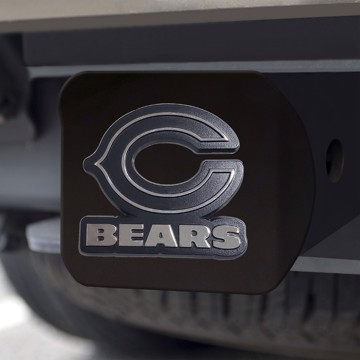 Picture of Chicago Bears Black Hitch Cover