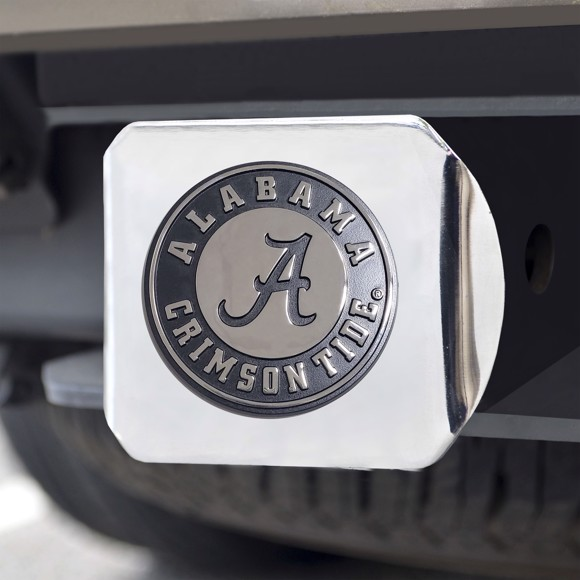 Picture of Alabama Chrome Hitch Cover
