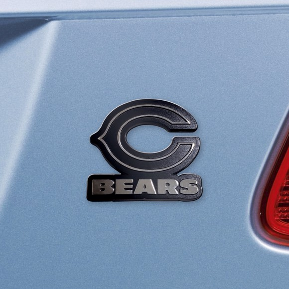 Picture of Chicago Bears Chrome Emblem