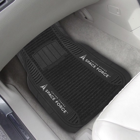 Picture of Space Force Deluxe Car Mat Set