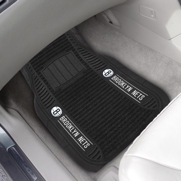 Picture of Brooklyn Nets Deluxe Car Mat Set