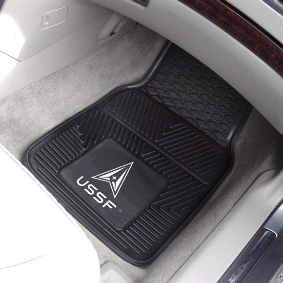 Picture of Space Force Vinyl Car Mat Set