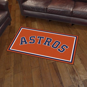 Picture of Houston Astros 3x5 Plush Rug