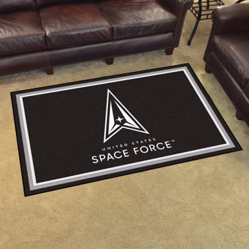 Picture of Space Force 4x6 Plush Rug