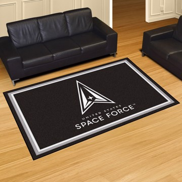 Picture of Space Force 5x8 Plush Rug